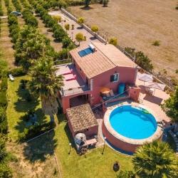 Casa Vacanze Villa Adria Con Piscina Privata E Jacuzzi
